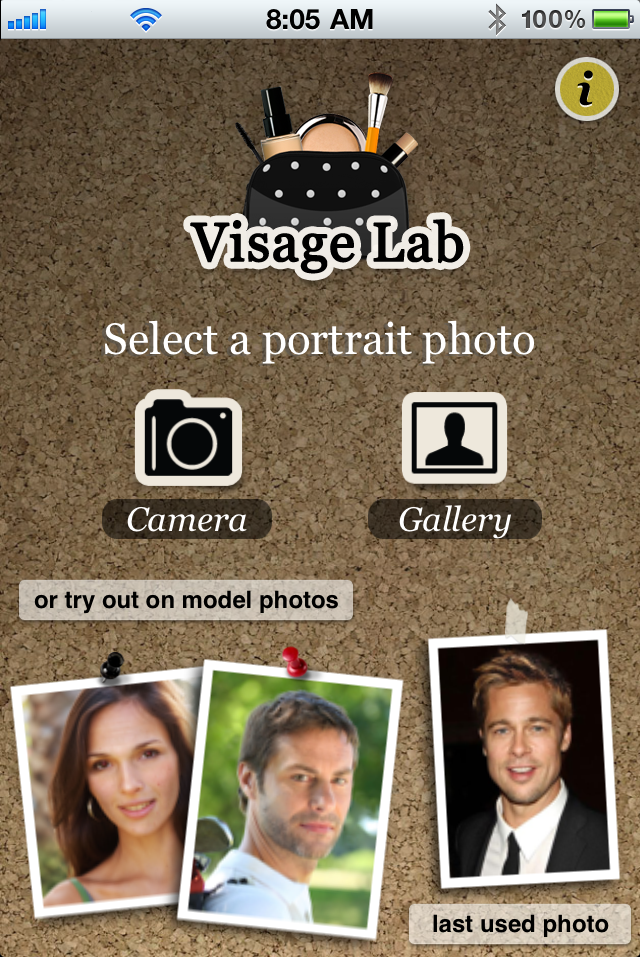 Visage Lab for oPhone / iPad