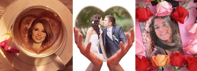 the love camera app real time frames for those who love and are