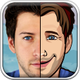 Cartoon Face app for iPhone and iPad