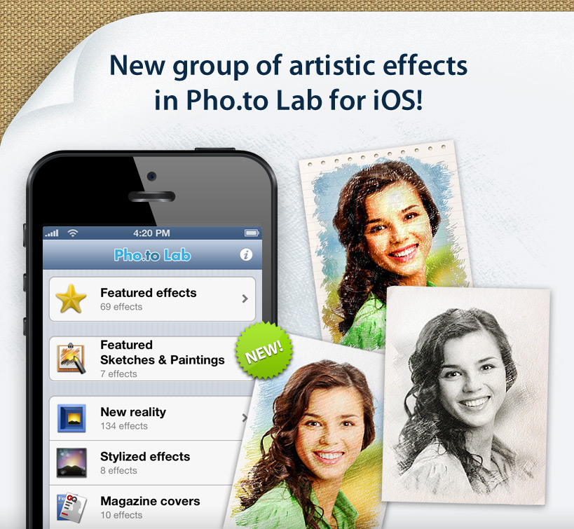 Pho.to Lab iOS