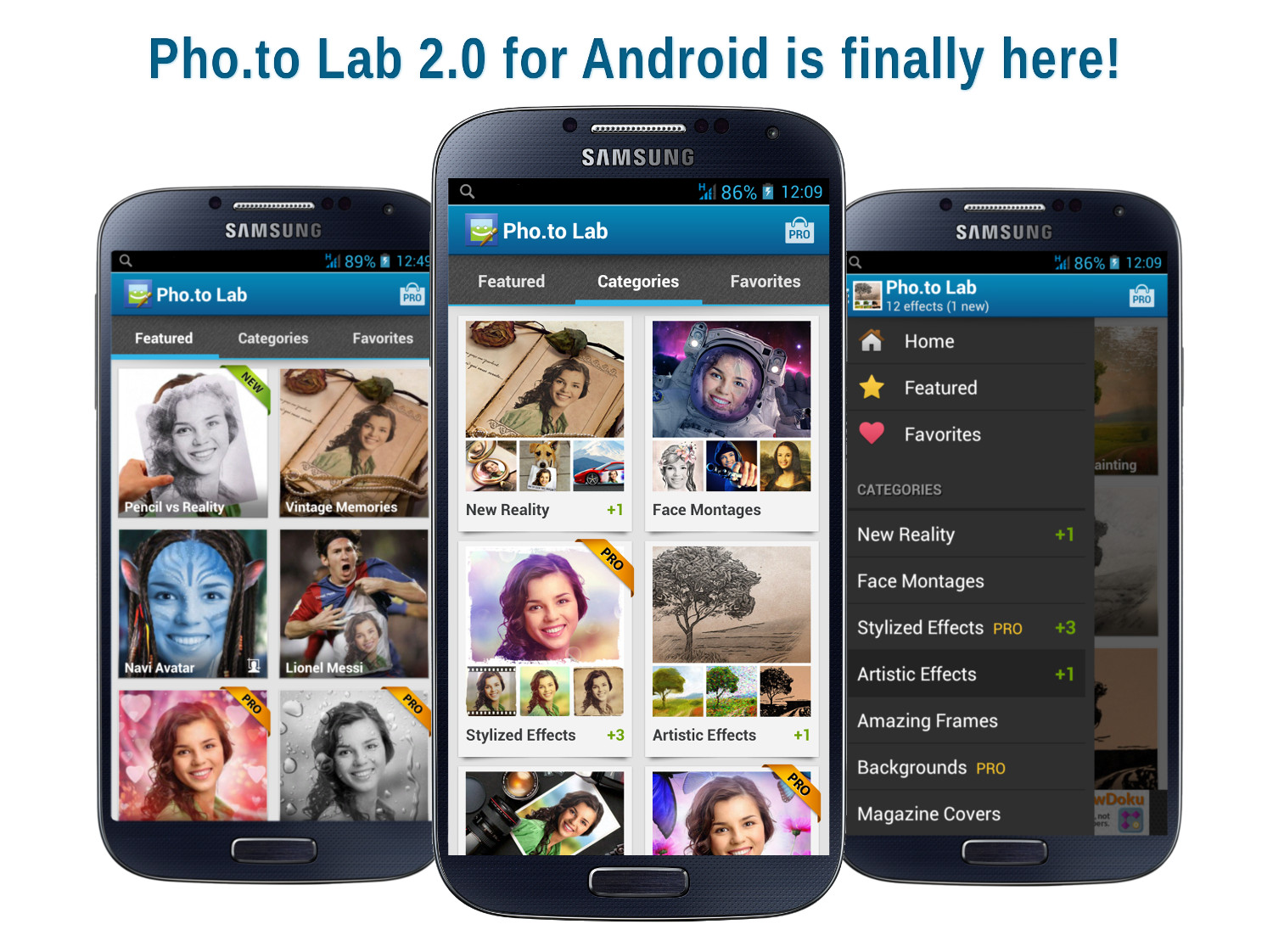 Pho.to Lab 2.0 FREE redesigned